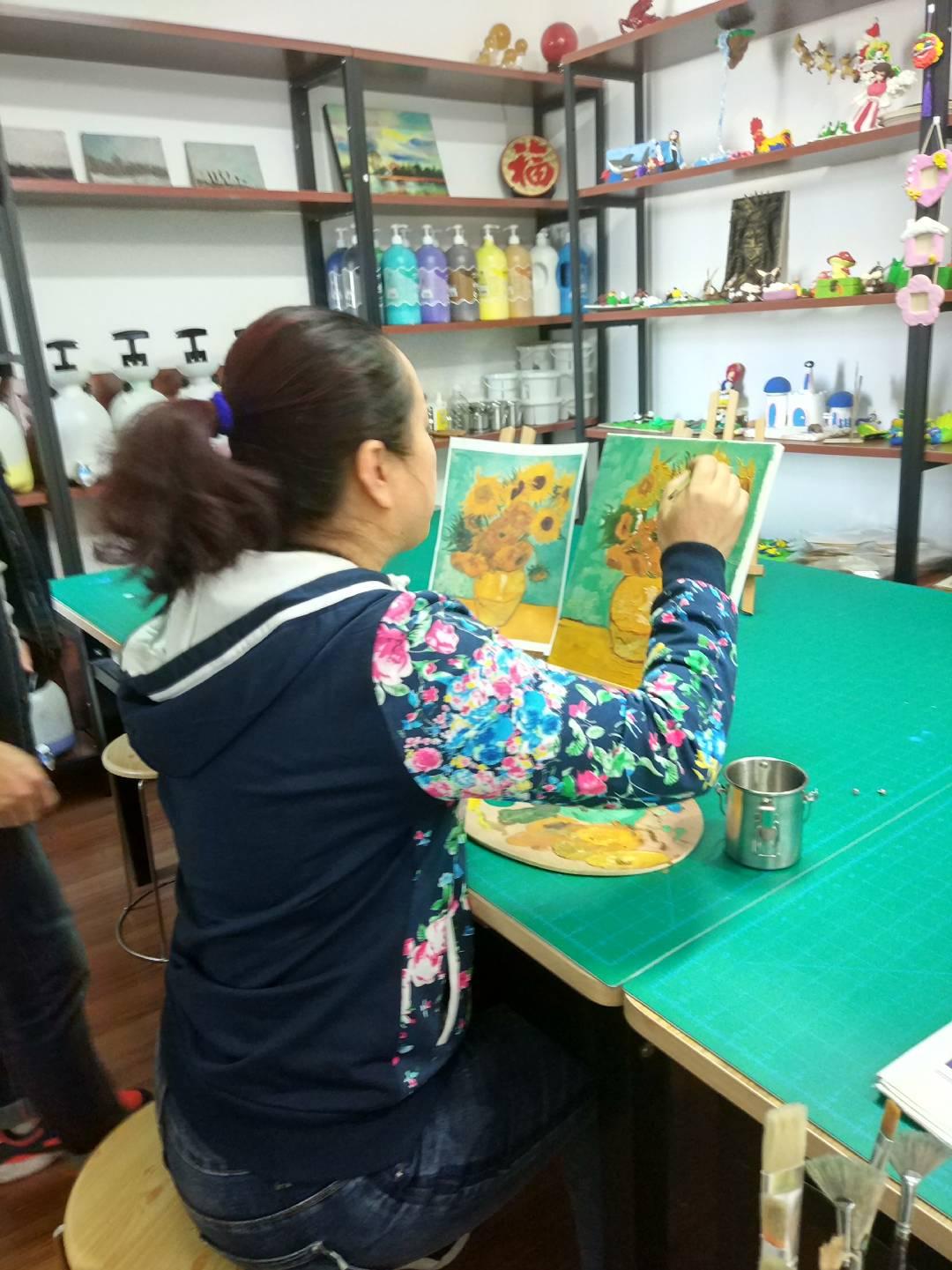 乌鲁木齐油画培训